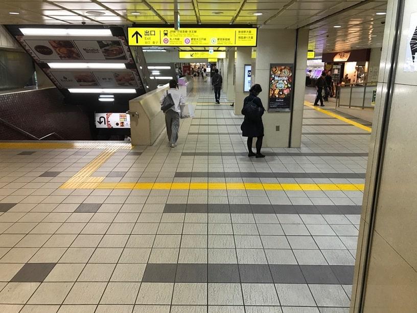 西武新宿駅1